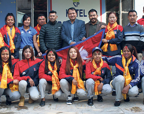 Nepali eves eye to upset Test nation