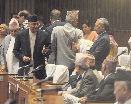 NC stalls House over quake grant report delay