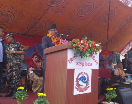 PM Dahal for punishment and reward provision in bureaucracy