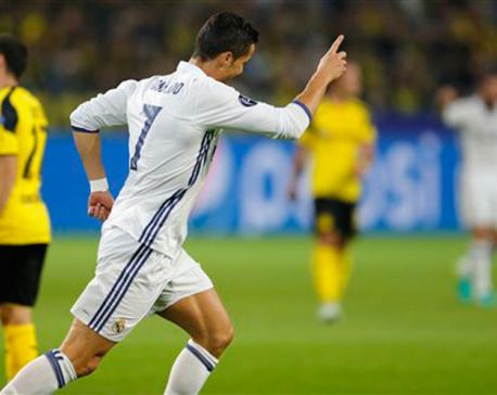 Ronaldo and Zidane at peace, but Madrid still not winning