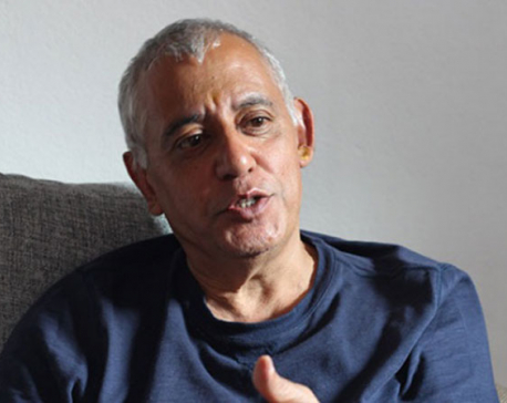 NC Gen  Secy  Shashanka Koirala hospitalized