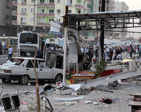 2 killed in Turkey attack on military bomb disposal team