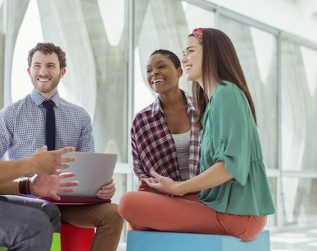Four leadership skills you'll learn in an entry-level job program