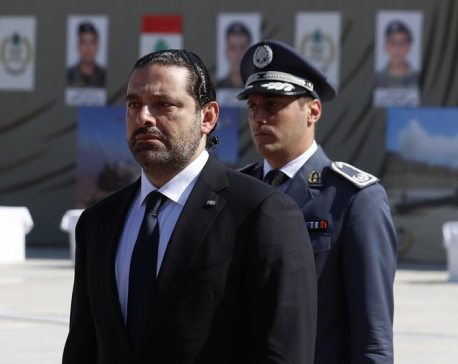 Lebanese premier resigns, plunging nation into uncertainty
