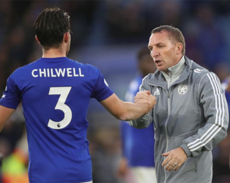 Rodgers not getting carried away by Leicester's strong start