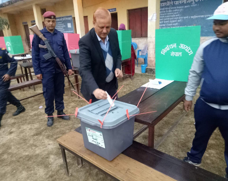 Glimpses: Kailali votes (photo feature)
