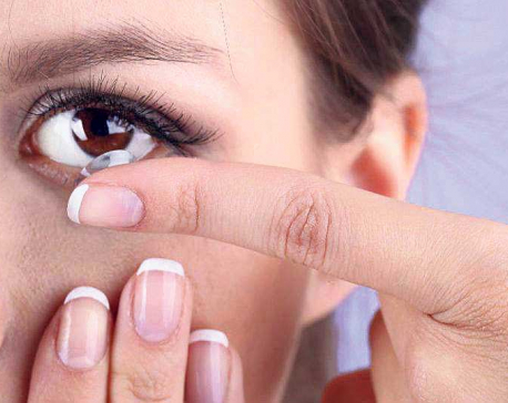 The case for contact lenses