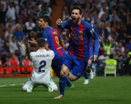 Sampaoli wants Argentina to use Messi like Barcelona