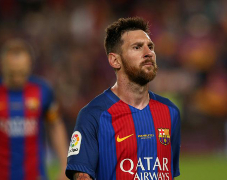 Lionel Messi's plan B for Barcelona