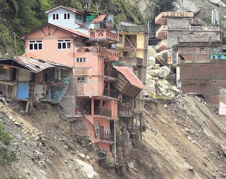Liping Bazar turns lifeless again