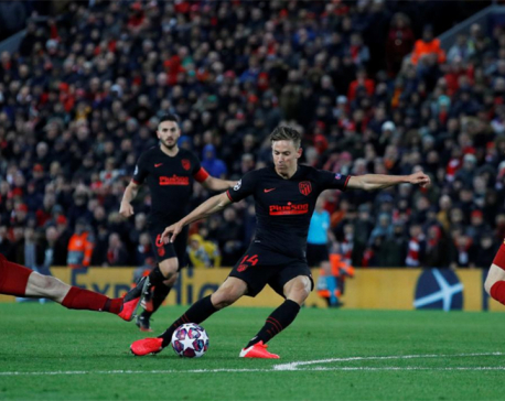 Liverpool sunk by Atletico extra-time triple