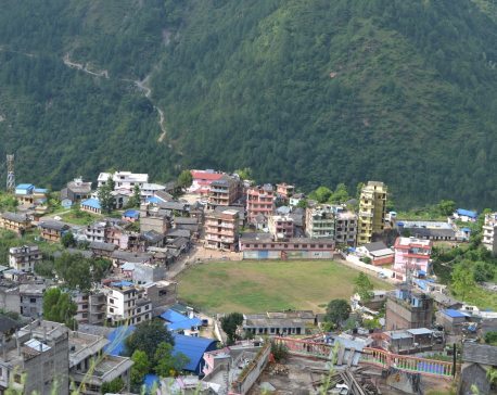 Lockdown in Rolpa headquarters lifted