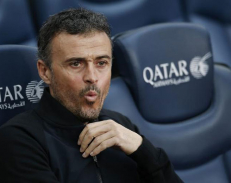 Home fans vital for Barca to reach Cup final, coach says