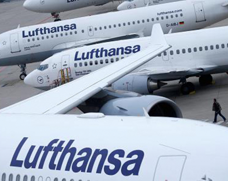 Lufthansa cancels 876 flights due to pilots' strike on Wednesday