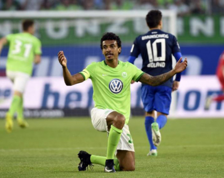 Brazil midfielder Gustavo leaves Wolfsburg for Marseille