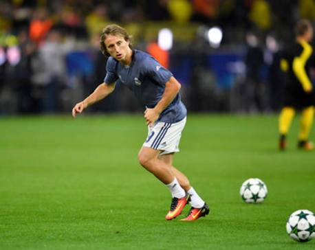 Real Madrid boss puts SHOCKING price tag on World Cup's best player Modric