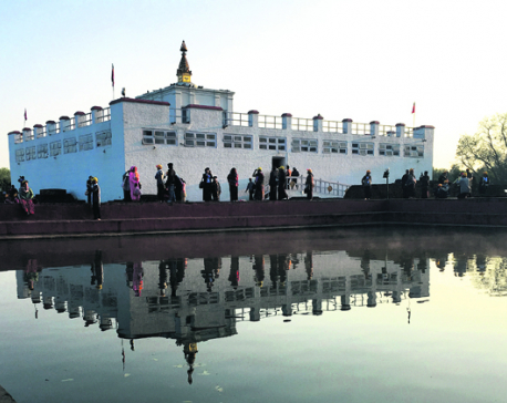 Stakeholders stress better connectivity to bring more tourists to Lumbini