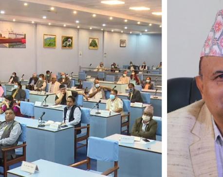 Chief Minister Pokharel loses majority as JSP Minister Rayamajhi resigns
