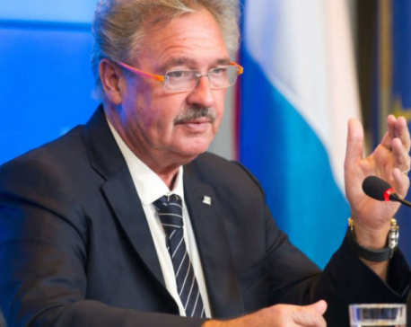 Luxembourg Foreign Ministerarriving in Nepal on Wednesday