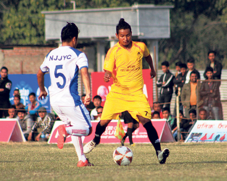 Morang Football Club into semis