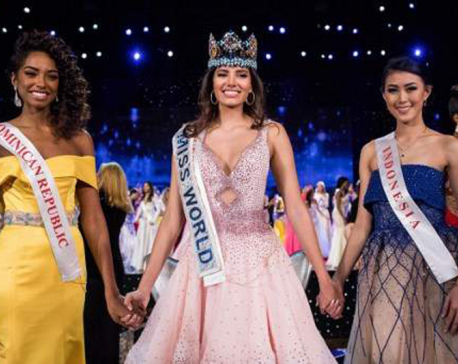 Miss Puerto Rico lands Miss World 2016 crown