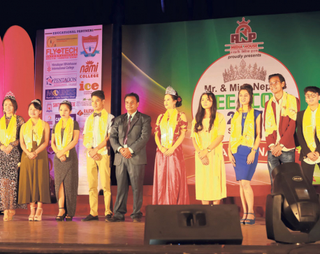 Pageants boost up confidences of SEE appeared students