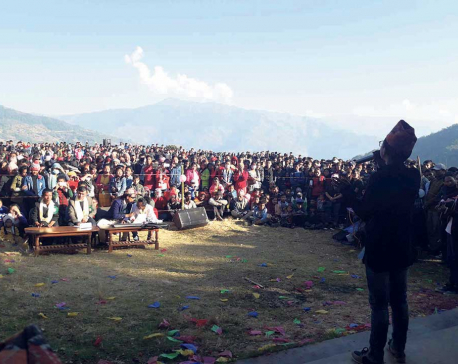 Khotang Idol done with first audition