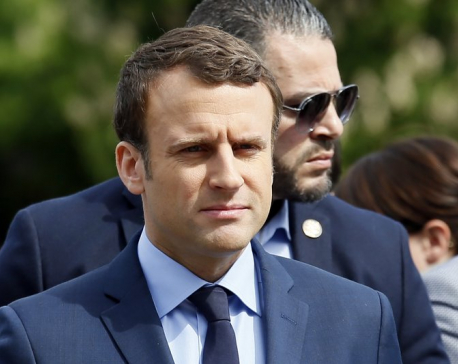 Majority of people in France now dissatisfied with Macron - poll