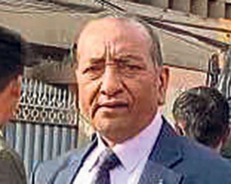 Madan Kharel resigns from top post at NAC