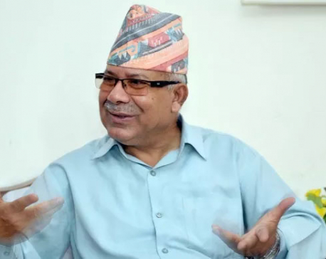 Party's name will be Nepal Communist Party after merger: Leader Nepal