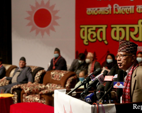 Dahal-Nepal faction chair Nepal rules out possibility of unity and cooperation with Oli
