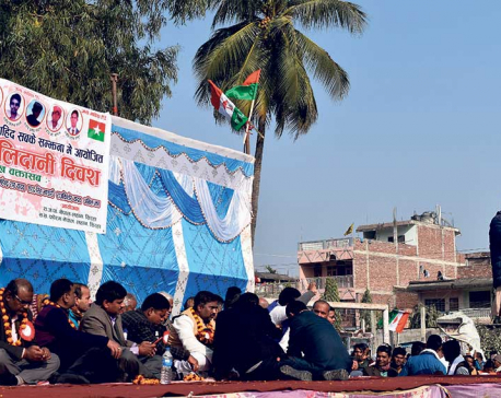 Martyrs' family disappointed by parties' apathy
