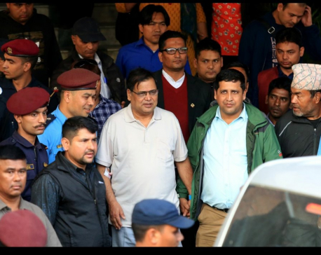 Kathmandu District Court allows police to remand Mahara into custody for three days