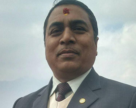 UML hits century as Maharjan elected Kirtipur mayor