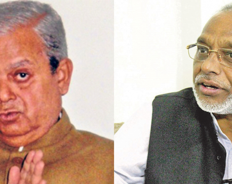 Thakur and Mahato removed from central committee