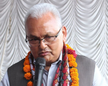 Pandey appointed Nepal's ambassador to China