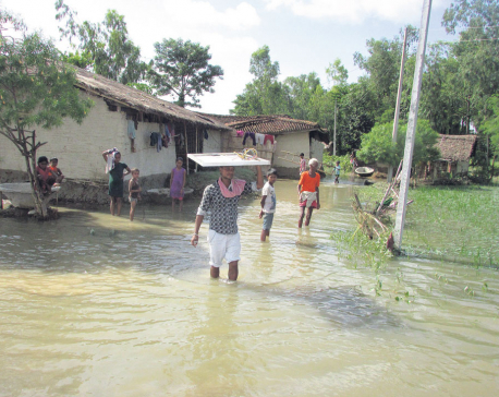 Flood victims terrified over possibility of epidemics