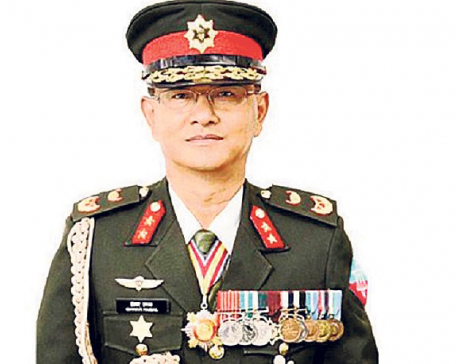 Major General Hamal appointed Force Commander of UNDOF