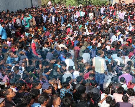 Malaysian employers in Kathmandu: Nepalis now can fly to Malaysia at zero cost