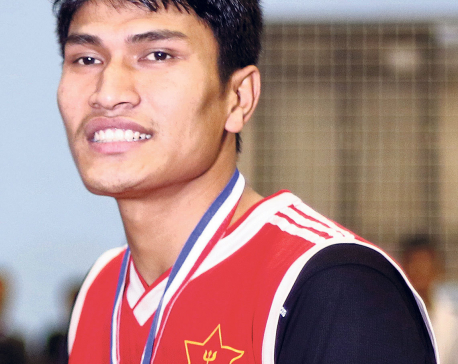 Volleyball prodigy Shrestha's increased stakes in People's Choice Award