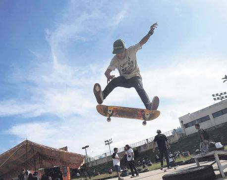 Skateboard Story