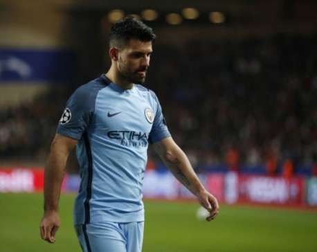 Monaco overturn two-goal deficit as Man City fall short again