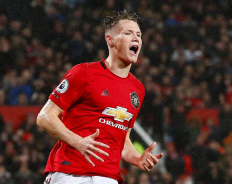 Man United attack needs to be merciless, McTominay says after Arsenal draw