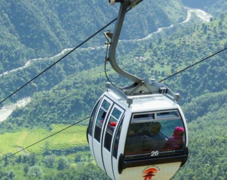 Manakamana Cable Car to resume operation from Sunday