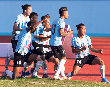Manang fails to go top after Three Star draw