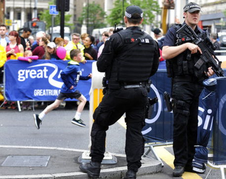 Manchester attack investigation still at 'full tilt'