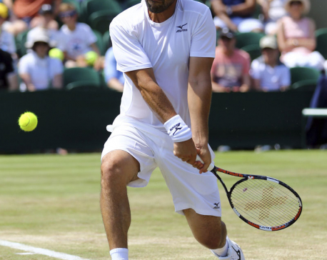 Wimbledon Results on Thursday