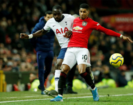 Rashford double as United spoil Mourinho's return