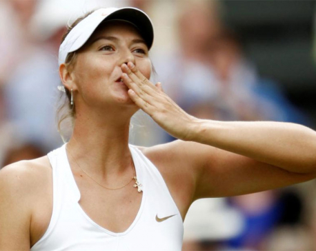 Five-time major winner Sharapova retires aged 32