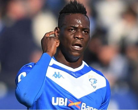 Lazio fined after fans racially insult Balotelli